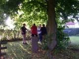 Dorftreff Samstag 21.8.2010