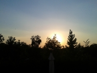 Himmel über Wilh.dorf 2015