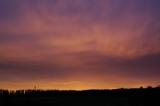 Himmel über Wilhelmsdorf 2013